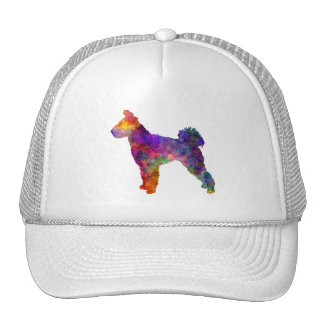 Pumi in watercolor 2 trucker hat
