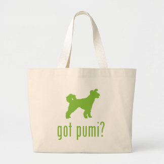 Pumi Jumbo Tote Bag
