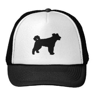pumi silhouette trucker hat