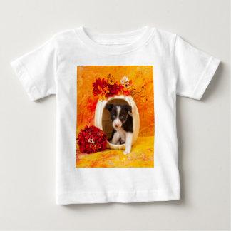 Pumkin Puppy Baby T-Shirt