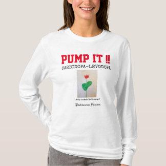 PUMP IT  FOR  PARKINSONS T-Shirt