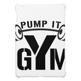 pump it gym iPad mini covers