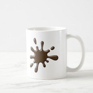 Pump Tournament Paintball - mySplat.com Classic White Coffee Mug