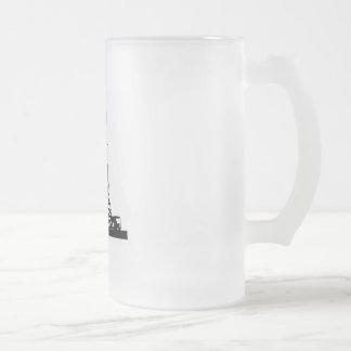 Pumpjack Beer Mug