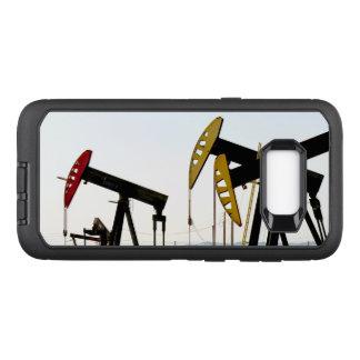 Pumpjacks in Taft California OtterBox Defender Samsung Galaxy S8+ Case