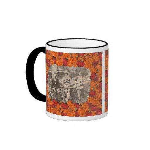 Pumpki Patch Pix Coffee Mug