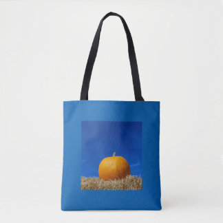 Pumpkin and the Hay Tote Bag