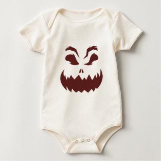 Pumpkin Baby Bodysuit