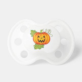 Pumpkin Baby Pacifiers