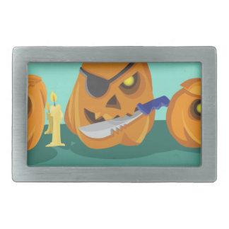 pumpkin belt buckle