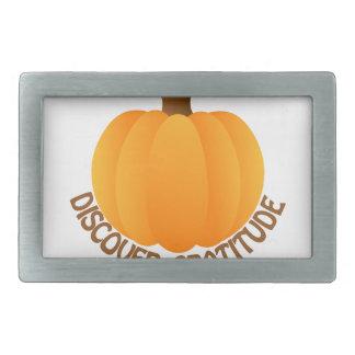 Pumpkin Belt Buckle