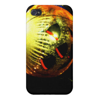 Pumpkin Bright iPhone 4/4S Cases