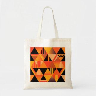 pumpkin budget tote bag