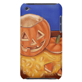 Pumpkin Carving iPod Touch Cases