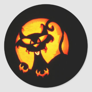 Pumpkin Carving Stickers