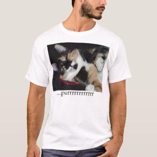 Pumpkin Cat Naps T-Shirt
