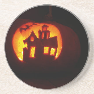 Pumpkin_craft_for_Halloween Coaster