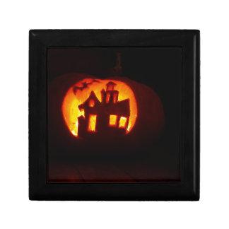 Pumpkin_craft_for_Halloween Gift Box