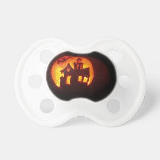 Pumpkin_craft_for_Halloween Pacifier