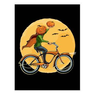 Pumpkin Delivery Postcards