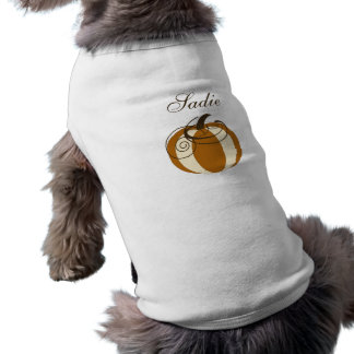 Pumpkin Dog Shirt