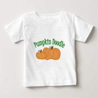Pumpkin Doodle T Shirt