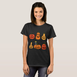 Pumpkin Faces T-Shirt
