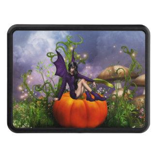 Pumpkin Fairy Trailer Hitch Cover