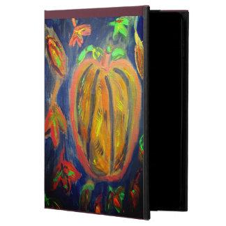 Pumpkin fall art powis iPad air 2 case