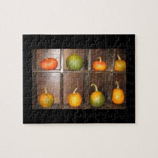 Pumpkin Fall Puzzle