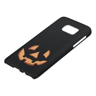 Pumpkin for Halloween Samsung Galaxy S7 Case