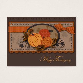Pumpkin Garden Gift Tag