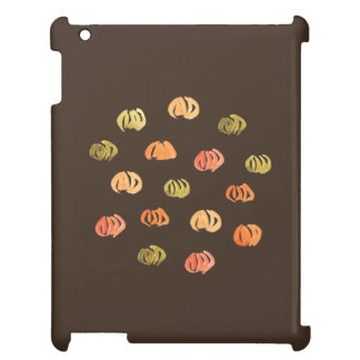 Pumpkin Glossy iPad Case