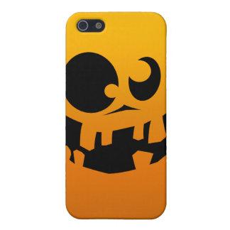 Pumpkin Goofy Case For iPhone 5/5S