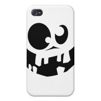 Pumpkin Goofy iPhone 4 Cases