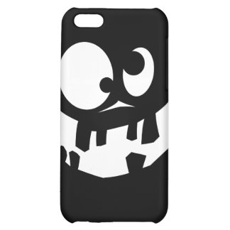 Pumpkin Goofy Cover For iPhone 5C