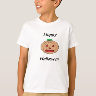 Pumpkin Happy, Halloween T-Shirt