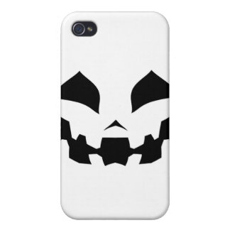 Pumpkin Happy iPhone 4 Cover