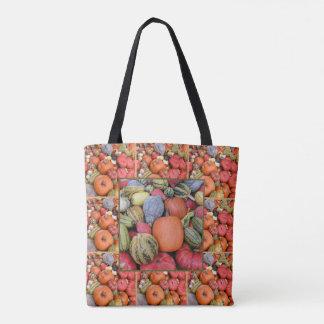 Pumpkin Harvest R01.02.7 Tote Bag