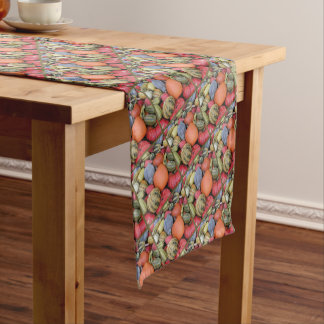 Pumpkin Harvest R02.1.2 Short Table Runner