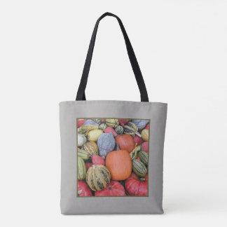 Pumpkin Harvest R02.1.Q Tote Bag
