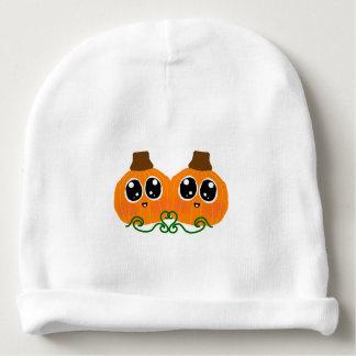 Pumpkin Hat Baby Beanie