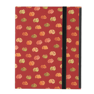 Pumpkin iPad 2/3/4/ Case with No Kickstand