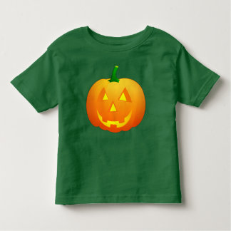 Pumpkin Jack Toddler T-shirt