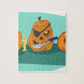 pumpkin jigsaw puzzle