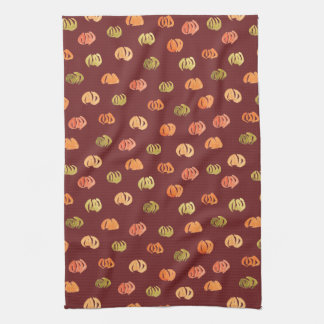 Pumpkin Kitchen Towel