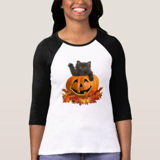 Pumpkin Kitty T-Shirt