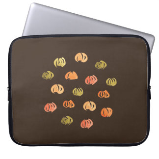 Pumpkin Laptop Sleeve 15''