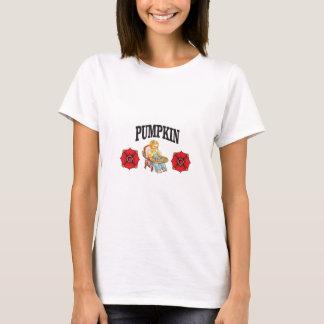 pumpkin little girl T-Shirt