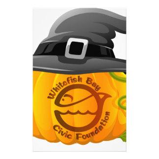 Pumpkin Logo 2016 Stationery